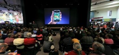 La Macworld 2007, en fotos panorámicas de 360º