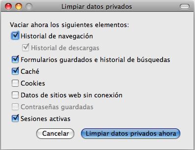Seguridad Firefox 3