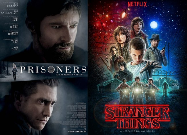 Prisioneros y Stranger Things