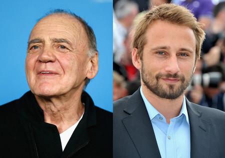 Bruno Ganz y Matthias Schoenaerts se unen a 'Radegund' de Terrence Malick