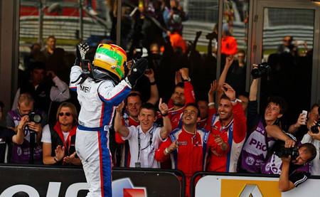 Roberto Merhi competirá en la Fórmula 3 británica en Spa para preparar el GP de Macao