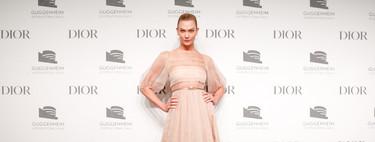 Así han sido los lookazos de las invitadas a la Guggenheim International Gala 2018 de Dior