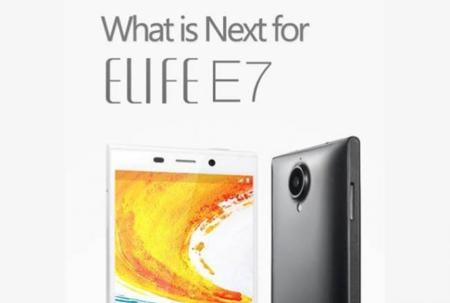 Gionee escucha a los usuarios para mejorar la ROM de su estupendo Elife E7