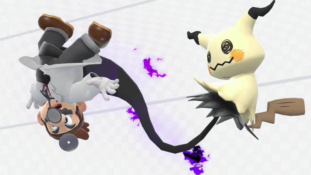 Super Smash Bros Ultimate Pokemon