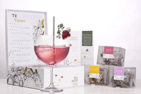 Aprende a maridar tu Gin&Tonic con infusiones con la ayuda de Té Tonic