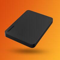 Copia de seguridad de tus archivos más importantes con el disco duro Toshiba Canvio Basics de 4 TB: por 84,99 euros en MediaMarkt