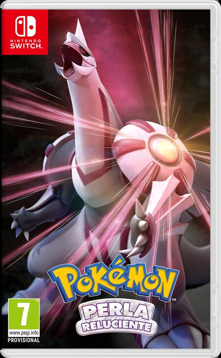 Pokemon Shimmering Pearl Cover