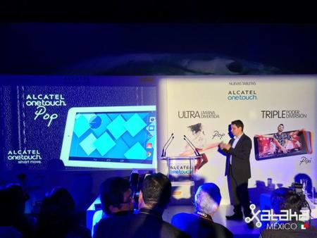 Alcatel Onetouch Mexico