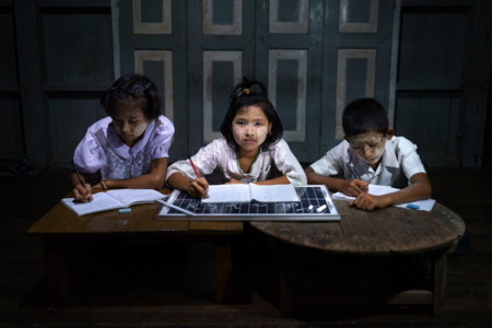 «Let there be light Myanmar»: así es como la fotografía puede ayudarnos a mejorar el mundo