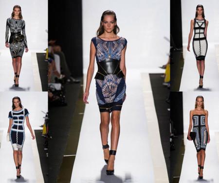 vestidos Hervé Leger by Max Azria