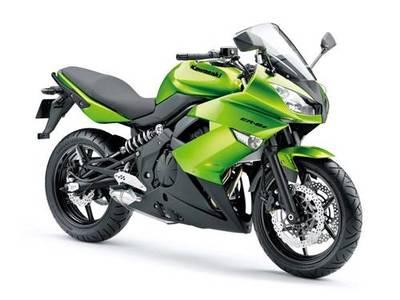 Kawasaki ER6-F 2010