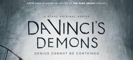 Primer poster de 'Da Vinci's Demons', la imagen de la semana