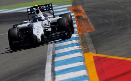 Alegrías y decepciones en el día del podio número 300 de Williams