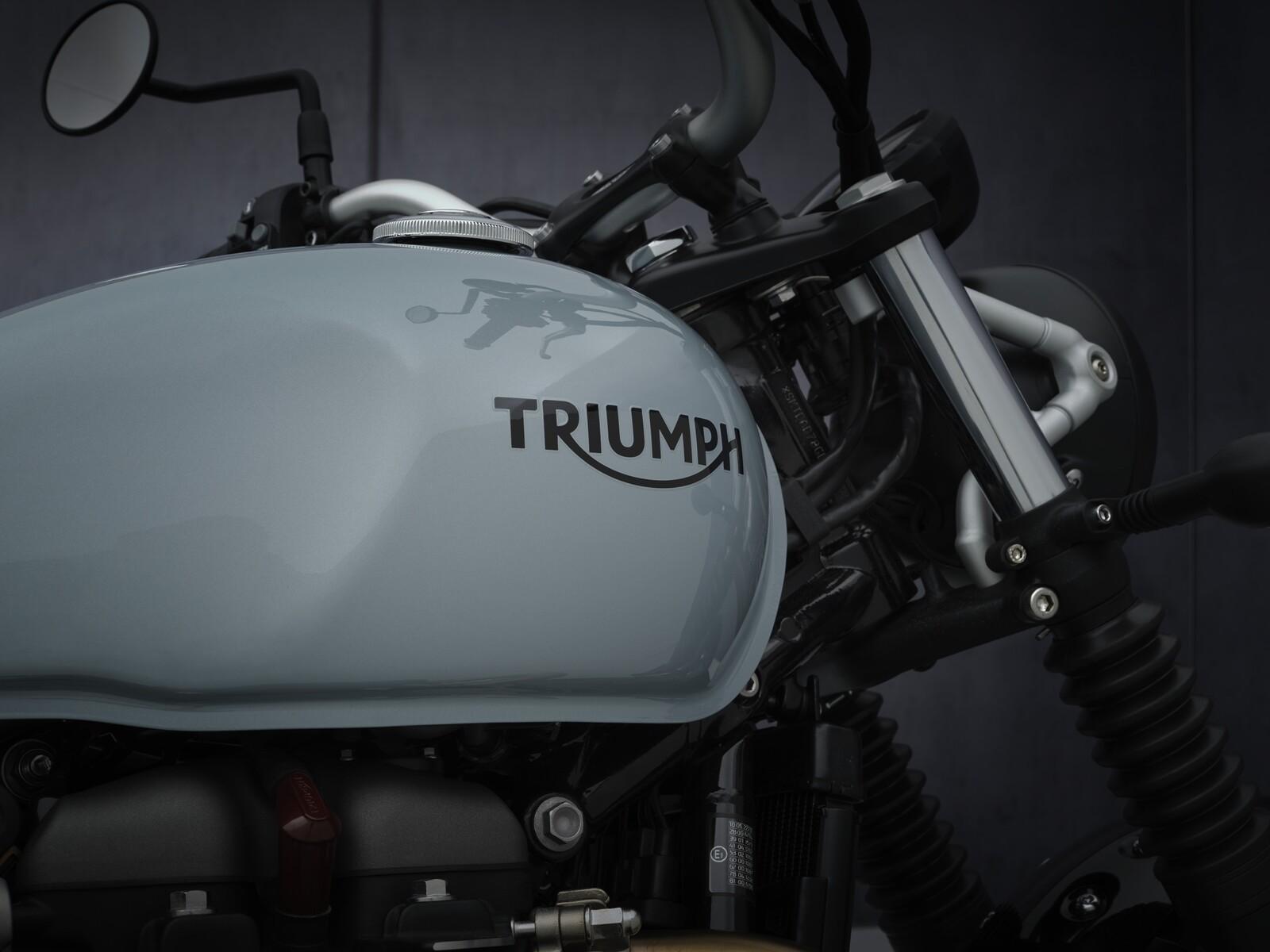 Foto de Triumph Street Scrambler 2021 (19/33)