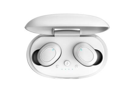 Wiko WiBUDS Essentials: 16 horas de autonomía en total, con controles táctiles y realmente económicos