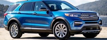 Ford continúa su iniciativa eco friendly usando botellas recicladas para fabricar la protección inferior de sus SUV