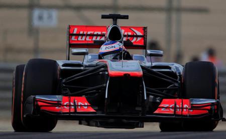 Jenson Button, prudente con las mejoras de McLaren para el Gran Premio de España
