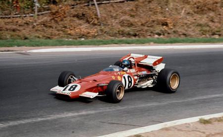 Jacky Ickx 1970 Mont Tremblant