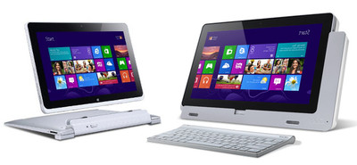 Iconia W510 y W700: la apuesta de Acer por los tablets con Windows 8