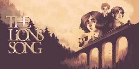 The Lion's Song está para descargar gratis en la Epic Games Store y te lo quedas para siempre