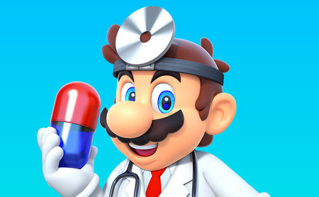 Probamos Dr. Mario World: eliminar bacterias ya no corre prisa