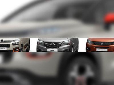 Las nuevas generaciones del trío Citroën Berlingo, Peugeot Partner y Opel Combo se insinúan