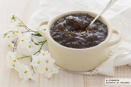 Receta de mermelada de higos con azúcar moreno, para endulzar el desayuno o acompañar quesos