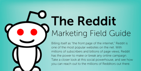 Guía de marketing para Reddit, la infografía de la semana
