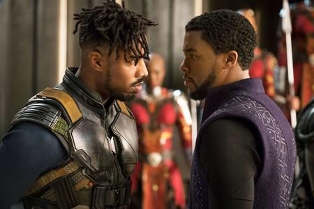 'Black Panther' no fue a pasearse por la alfombra roja: con tres Premios Óscar establece un nuevo récord del cine de superhéroes
