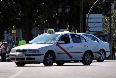 Taxi Madrid