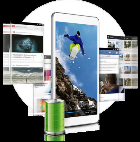 Samsung Exynos ModAP introduce LTE, intentando ser menos dependientes de Qualcomm