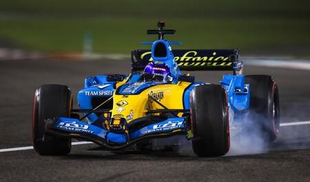 ¿La Fórmula 1 híbrida es la más rápida de la historia? El Renault R25 de Fernando Alonso sembró una duda