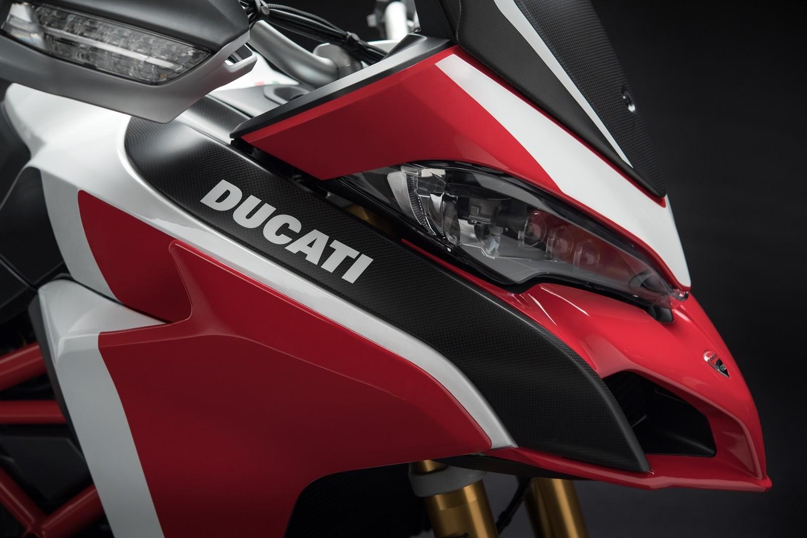 Foto de Ducati Multistrada 1260 Pikes Peak 2018 (8/9)