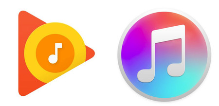 how to transfer music from itunes to google play