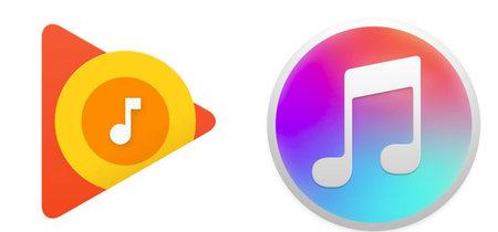 Cómo pasar música de Google Play a iTunes y viceversa