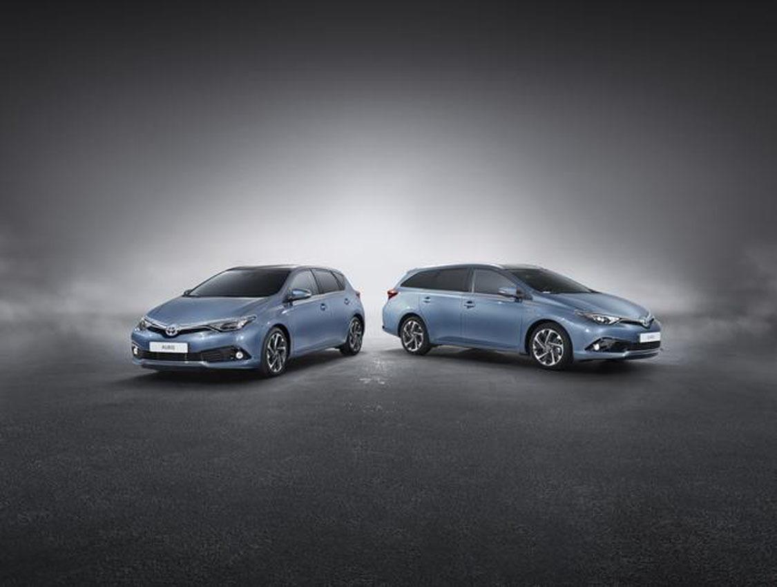 Foto de Toyota Auris y Auris TS 2015 (78/123)