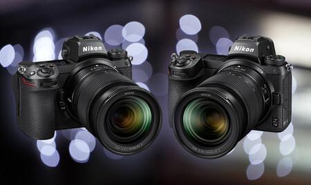 Nikon Z6 Ii Y Z7 Ii