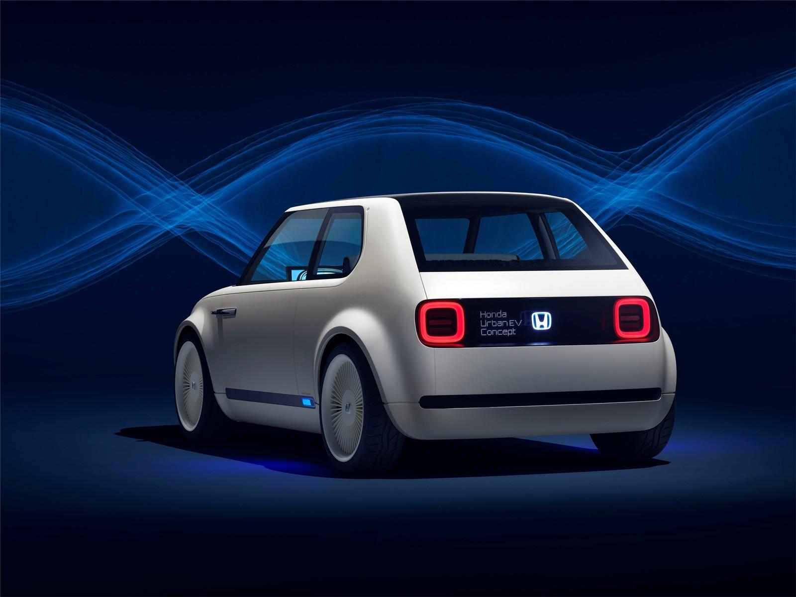 Foto de Honda Urban EV Concept (12/13)
