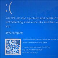 Vuelve el pantallazo azul con la actualización de marzo de 2021: usuarios experimentan bloqueos al usar la impresora