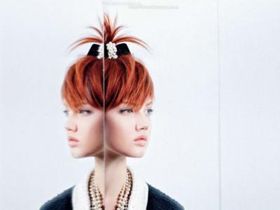Lindsey Wixson y Sasha Luss son las estrellas de Chanel para la Primavera-Verano 2014