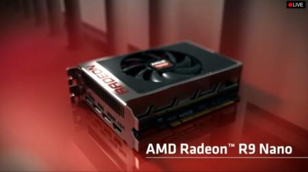 Amd R9 Nano Gpu