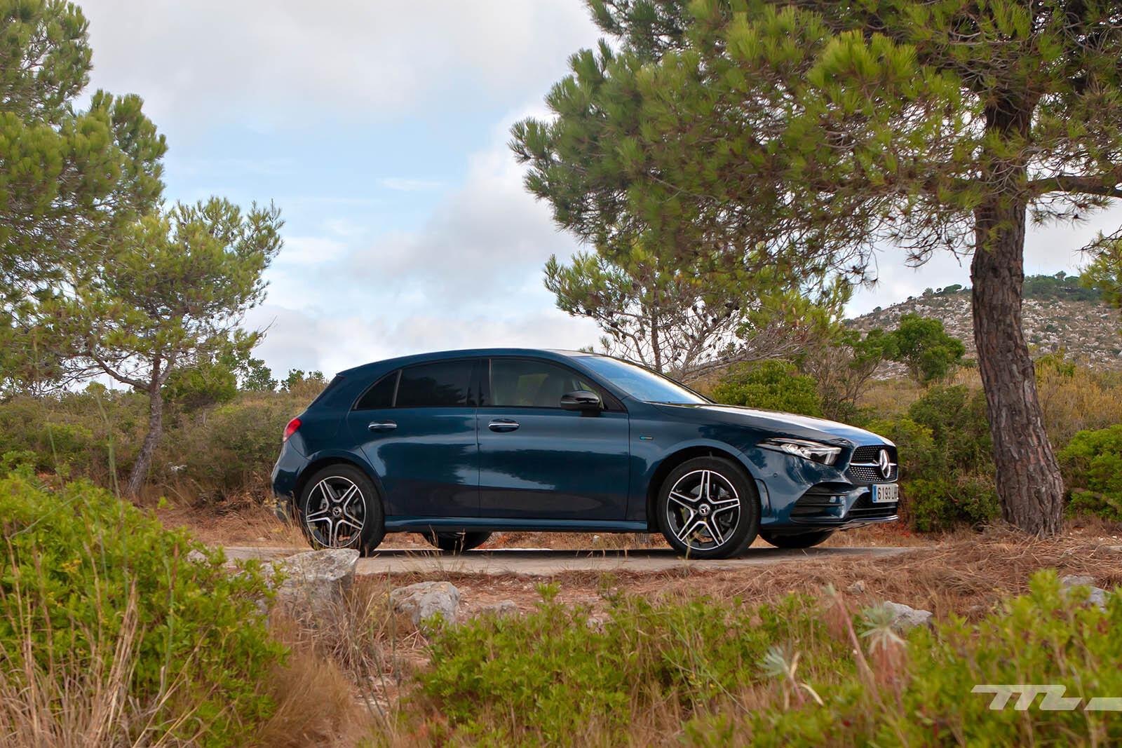 Foto de Mercedes-Benz A 250e prueba (17/23)