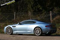 Imágenes de la versión definitiva del Aston Martin DBS