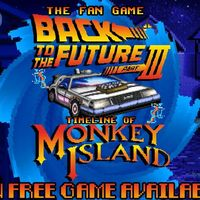 Back to the Future Part III: Timeline of Monkey Island es el crossover con el que soñó tu yo del pasado