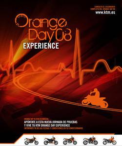Vuelven los Orange Day de KTM