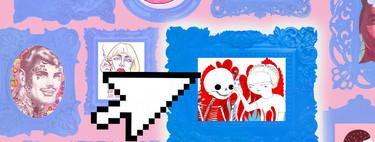 Arte a golpe de click: las tiendas de ilustración que triunfan en internet
