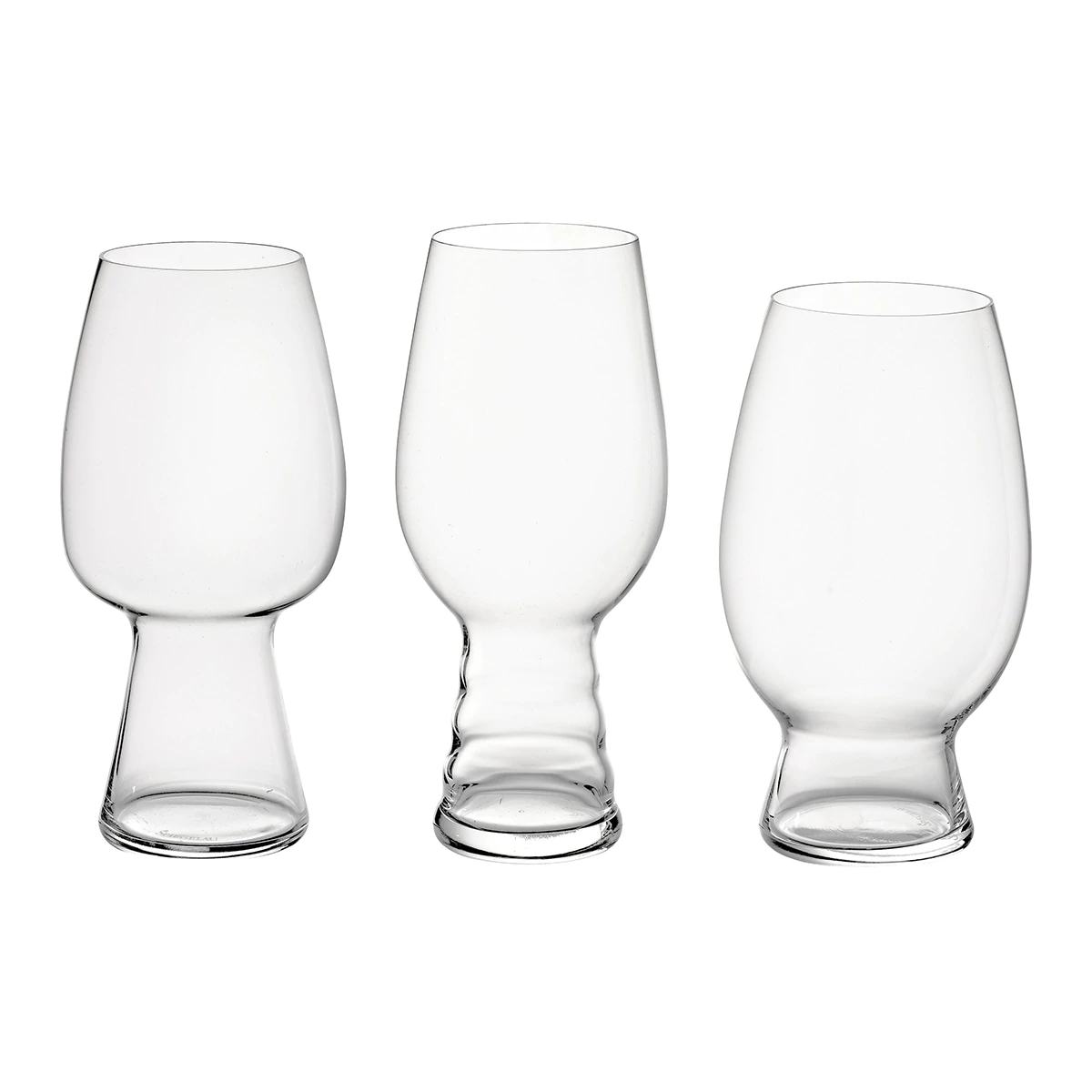Set de vasos de cerveza