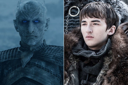 Game Of Thrones Bran Night King