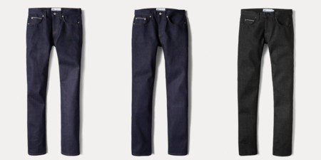 Frank And Oak Naked And Famous Denim Collection