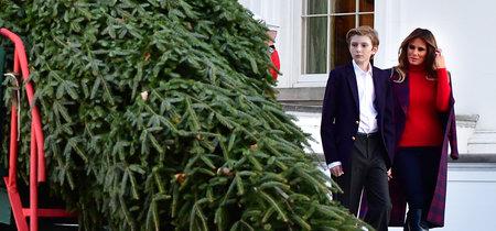 El exceso de los Trump también en la Navidad de la Casa Blanca